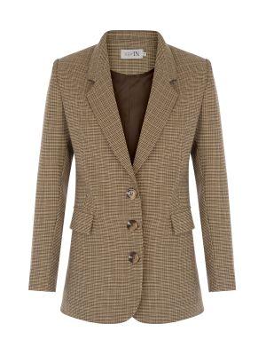Desenli Blazer Ceket